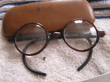 Antique Pair of Eye Glasses and Case
