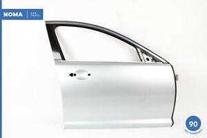 09-15 Jaguar XF XFR  X250 Front Right Side Door Shell Panel 8X23F20124AB MEE OEM