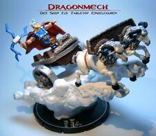 HeroClix Hammer of Thor #061 Thor's Mighty Chariot Convention Exclusive