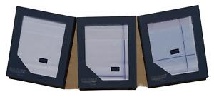 12 Fazzoletto Fazzoletti Cotone 100% Uomo da per Naso cm.43X43 art. Colombo