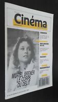 Revista Semanal Cinema N º 438 de La 20 Abril A 26 Abril 1988 Buen Estado