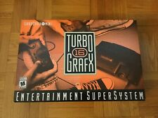 TurboGrafx-16 Mini Console North America Version Brand new