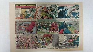 THE SWORD OF SHANNARA Newspaper Comic Strip             / Sunday March 12th 1978