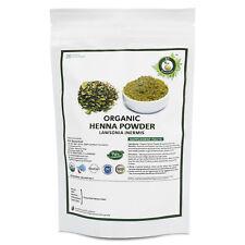 R V Essential Organic Henna Powder 100gm Lawsonia Inermis USDA Certified Natural