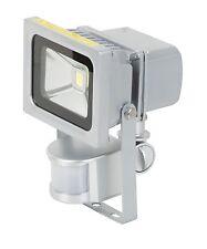 Projecteur A LED 10W Mural + Détecteur - Extérieur ou Intérieur -  PRSPOT10MDET