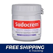 SUDOCREM 120g (125g) Antiseptic Healing Nappy Cream sudo sudocream EXP:08/2022
