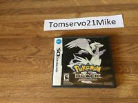 Pokemon: Black Version (Nintendo DS, 2011) Authentic - Tested and Working