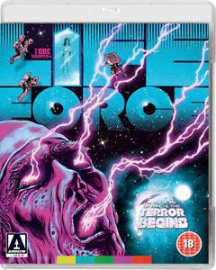 Tobe Hooper's: Lifeforce 2-Disc S.E. Blu-Ray Region B Free Registered Post