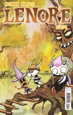 Lenore 9 Roman Dirge Color Series Invader Zim Johnny JTHM 1st Print New VF