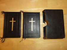 1875 - The Book of Common Prayer and Hymnal, Oxford, Full Leather, Slipcover
