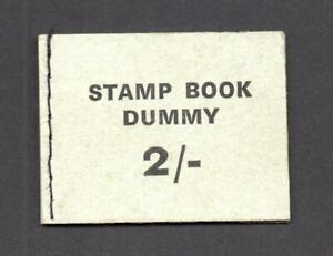 SEPTEMBER 1968 2/- DUMMY BOOKLET