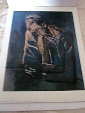 Pablo Picasso The Miserables Shorewood Reproductions 1348 Vintage Lithograph