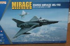 NEW KINETIC (K48058): Dassault MIRAGE IIIS/RS au 1/48