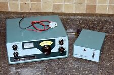 Heathkit HW-8 CW QRP Transceiver and HWA-7-1 Power Supply