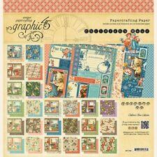 "Graphic 45 Children's Hour - 12x12"" Paper Pad"