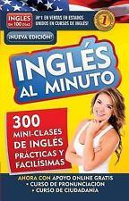 Inglés al minuto (Spanish Edition)-ExLibrary