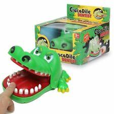 Crocodile Mouth Dentist Bite Finger Family Game Children Kids Skill Party Game