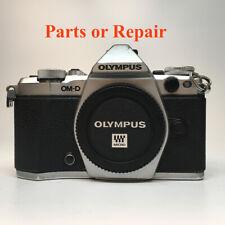 Olympus OM-D E-M5 Mark II Mirrorless Digital Camera Body (Black)