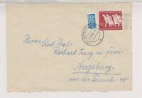 BUND, Mi. 215 EF Oberammergau 22.12.55