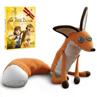 The Little Prince and the Fox Plush Toy Stuffed Animals Plush Education Baby Toy