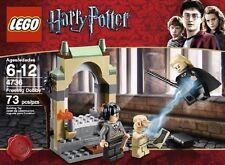 """LEGO HARRY POTTER """"liberazione DOBBY"""" # 4736 Lucius Malfoy 100% completo di garanzia"""