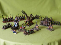 WARHAMMER / AOS PAINTED EMPIRE ARMY - MANY UNITS TO CHOOSE FROM