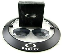 NEW OEM Oakley Grey Iridium Team USA Lenses 4 Flak Jacket 1.0 XLJ Sunglasses 7