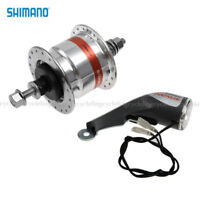 SHIMANO Nexus Front Hub Dynamo DH-2N40-J 6V 2.4W 36H with Led Head Lamp LP-NX40