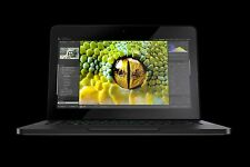 "Razer Blade Gaming Ultrabook Laptop 14"" i7 Quad 8GB 512GB M.2 SSD 3GB GTX 870M"