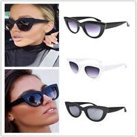 2018 Luxury Cat Eye Sunglasses Women Eyewear Retro Style Sunglass Cateye Glasses
