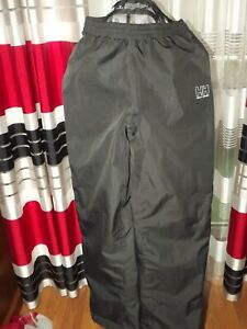 Men Helly Hansen Trousers Polyurethane Lightweight Hiking (M) OUTDOR Excellent