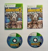 Borderlands 2 -- Game of the Year Edition for Microsoft Xbox 360
