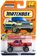 Matchbox #14 Ford F-150 4x4 With MB 2000 Logo New On Card