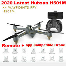 Hubsan H501M 5.8G WIFI FPV Drone Brushless Quadcopter 720P Camera GPS RTH RTF
