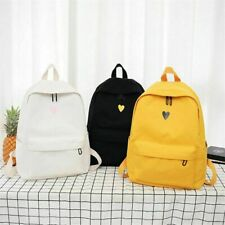 MultiColor Women Backpack High Quality Canvas Korean Style Rucksack School Bag