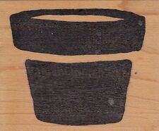"""clay pot hot potatoes Wood Mounted Rubber Stamp 2 1/2x 2 1/4"""" Free Shipping"""