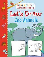 Let's Draw Zoo Animals '