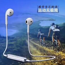 USA! Wireless Bluetooth Sport Earphone Headset Chargeable For IOS Android-Silver