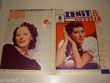 JEAN PARKER=HELEN BURGESS=1937/8=Novelle Zenit=Cover magazine=