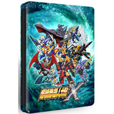 SUPER ROBOT WARS X Chinese PS4 Steel Book Only