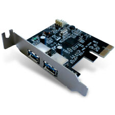 DYNAMODE USB 3.0 PCI-E Adapter Card with Low Profile Bracket, 2-Port (USB-2PCI..