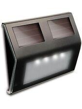 Maxsa 47334-bz Solar Led Deck Light, 4 Pk (47334bz)