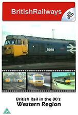 British Rail in the 1980s | Western Region | Railway DVD