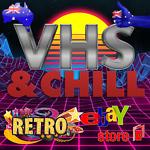 VHS AND CHILL RETRO EBAY STORE
