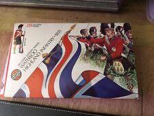 Airfix Waterloo Highland Infantry 1815 Vintage Military Series Soldiers 1:32
