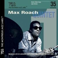 Max Roach Quintet - Live in Lausanne 1960 - Part 1 [CD]