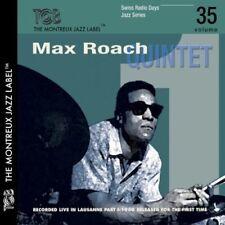 Max Roach Quintet - Live in Lausanne 1960 - Part 1 [CD]