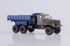 KRAZ 256 B 6х6 dump truck AIST 1:43