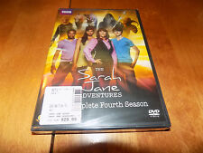 SARAH JANE ADVENTURES COMPLETE FOURTH SEASON BBC Sci-Fi Classic 2 DVD SET NEW
