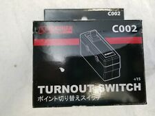 Rokuhan Z Scale C002 Track Turnout Switch
